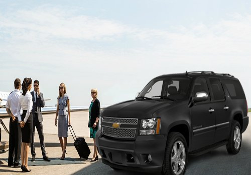 Executive Sedan or SUV Services